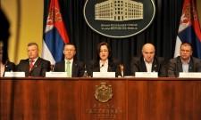 Конференција за медије Министарства пољопривреде и заштите животне средине
