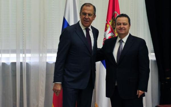 Односи Србије и Русије нису предмет трговине