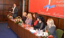 Изборна скупштина Форума жена ГрО СПС у Новом Саду