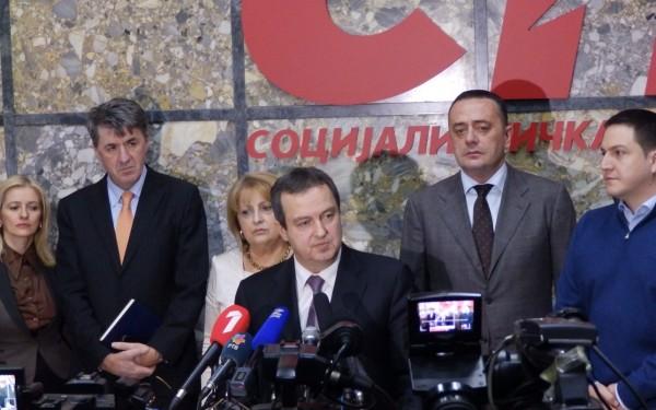 Седница Главног одбора Социјалистичке партије Србије