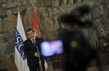 Дачић уручио захвалнице за Mинистарски савет OEБС-а