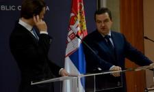 Дачић разговарао са шефом аустријске дипломатије
