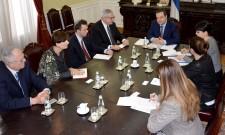 Дачић разговарао са делегацијом Светске јеврејске организације за реституцију