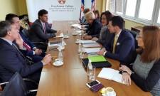 Унапређење сарадње Министарства са EBRD и FAO