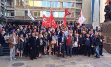 Социјалисти поново на платоу Филозофског факултета