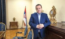 """Интервју Ивице Дачића за """"Српски телеграф"""": Можемо да покушамо да радимо на успостављању бољих веза са америчком администрацијом"""