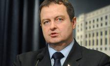 Ивица Дачић са амбасадорком Румуније у Србији