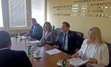 Одржан састанак са представницима произвођача ратарских култура и откупљивача