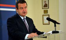 Изјава Ивице Дачића, министра спољних послова