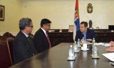 Опроштајна посета амбасадора Бангладеша