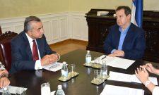 Министар Дачић разговарао са шефом УНМИКА-а Захиром Танином