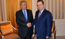 Дачић у Њујорку разговарао са замеником премијера и шефом дипломатије Малезије