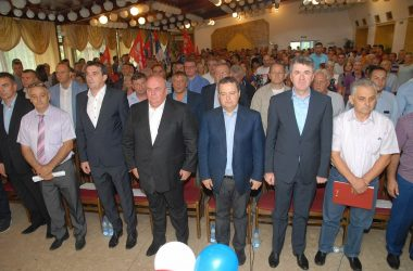 Конвенција коалиције СПС-ЈС у Белој Паланци