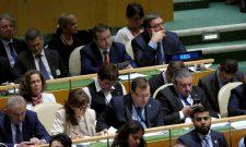 Дачић на отварању генералне дебате у Генералној скупштини УН-а