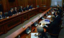 Састанак Дачића и секретара Савета безбедности Руске Федерације