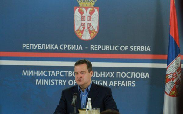 Konferencija za novinare Ivice Dačića