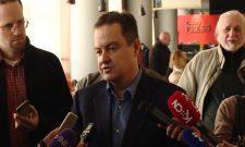 Dačić: Obavestiću Vučića o inicijativi Markovića za izbore
