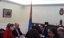 Састанак министра Дачића са амбасадором Азербејџана