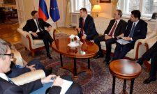Интензиван дијалог Србије и Словеније на свим нивоима