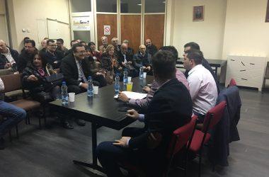 Никодијевић, председник ГрО СПС на ОО СПС Земун