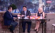 Гостовање Ивице Дачића у Јутарњем програму ТВ Пинк
