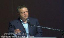 Izjava prvog potpredsednika Vlade Srbije i ministra spoljnih poslova Ivice Dačića