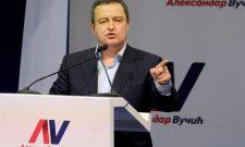 Дачић на митингу у Нишу: Вучић је кандидат свих грађана Србије