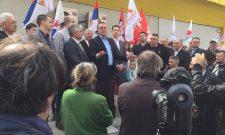 Антић у Врчину: Грађани ће 2. априла доказати да желе најјачег на челу наше државе