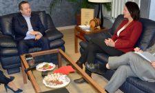 Podrška politici Vlade Srbije