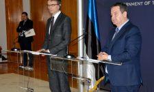 Јачање свих видова билатералне сарадње Србије и Естоније