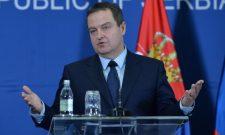 Dačić:  Srbija ne želi da razmišlja o mogućem konfliktu Rusije i NATO