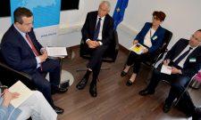 Dačić i Jagland zadovoljni saradnjom Srbije i Saveta Evrope