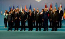 Istupanje šefa srpske diplomatije Ivice Dačića na specijalnom sastanku Saveta ministara inostranih poslova država članica Organizacije za crnomorsku ekonomsku saradnju