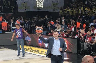 Nikodijević: Beograd će 2018. biti grad košarke