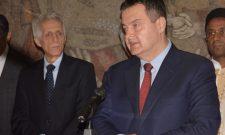 Дачић: Живаљевић није прекршио дипломатски протокол