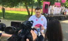 Никодијевић:Улажемо у аматерски и школски спорт, то је база будућности спорта