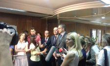 Антић потписао више споразума о зајму и донацијама са Немачком развојном банком KFW и Владом  Швајцарске
