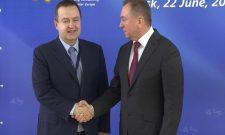 """Dačić: """"Podrška članica EU koje su nam partneri i u Centralno-evropskoj inicijativi od izuzetnog je značaja"""""""