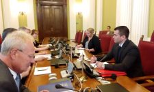 Ђорђе Милићевић примио Мисију Комитета за мониторинг ПССЕ