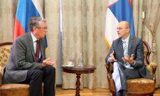 Унапредити сарадњу Србије и Русије у области заштите животне средине