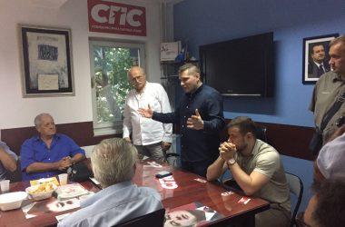 ОО СПС Палилула одржао свечану седницу