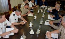 Министар Дачић и генерал Скапароти о политичкој ситуацији у региону и могућностима за продубљивање сарадње Србије и НАТО-а