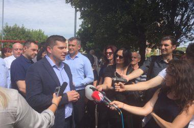Nikodijević: Veliki infrastrukturni projekti zarad boljeg života svih naših građana
