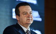 Дачић изразио жаљење због разорних последица урагана Ирма