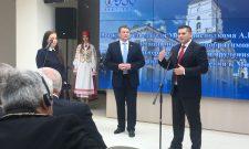 Никодијевић у посети Белорусији поводом обележавања 950. година од оснивања града Минска