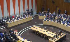 Дачић на Генералној скупштини УН-а са Трампом, Гутерешом и Џонсоном