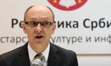 Ministar Trivan u posetu Moskvi na forumu EKOTEH