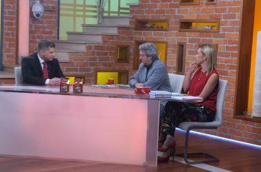 Никодијевић у Јутарњем програму на ТВ Хепи: Београд поново са поносом обележава Дан ослобођења