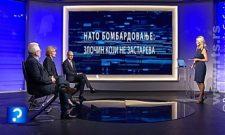 """Gostovanje Gorana Trivana u emisiji """"Upitnik"""" na RTS"""