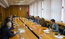 Antić sa delegacijom Merilenda o smanjenju negativnih efekata korišćenja uglja